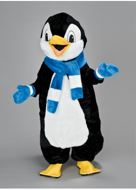 Peppa Penguin Mascot Costume