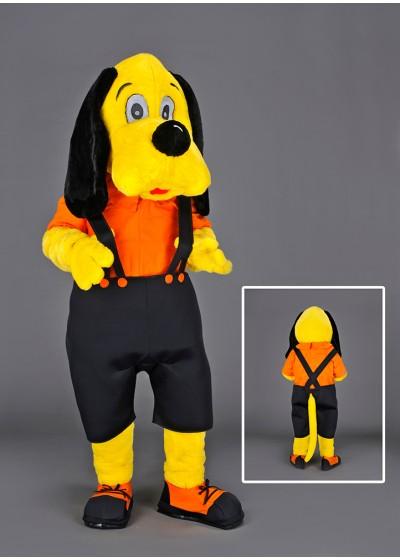 Snoopy Dog Mascot Costume