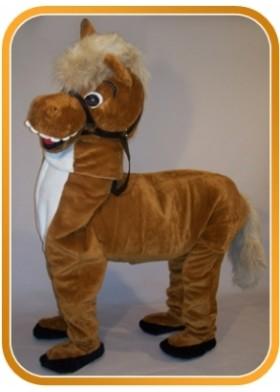 Panto Horse 2 person Mascot Costume