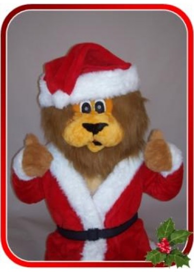 Santa Hat for mascot costumes